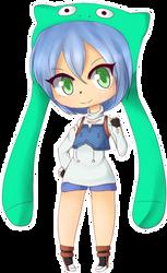 R: Chibi Arika by Komichi-san
