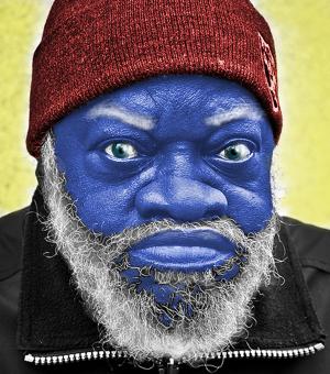 Papa Smurf LOL by TheAbbsMan