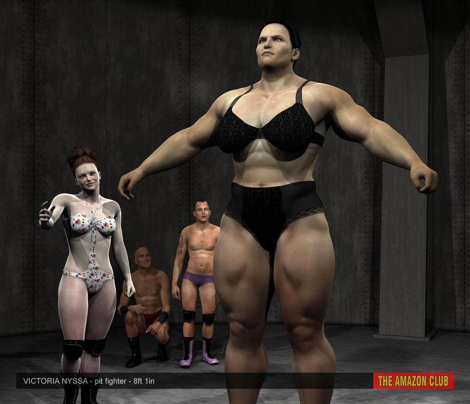 Amazon Female Bodybuilder - Hot Girls Wallpaper