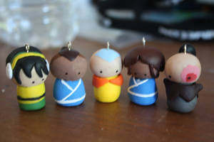 Avatar The Last Airbender Phone Charms