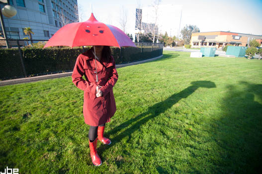 ID - The Red Umbrella