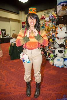 Frozen: Autumn Oaken Cosplay