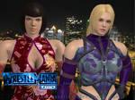 ACW WrestleMania II - Chairs Match
