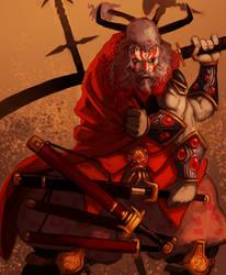 Old Gilgamesh