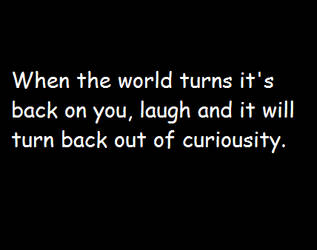 Laugh by ShikamaruShadowMasta