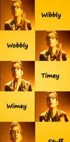 Doctor Who, how the time works