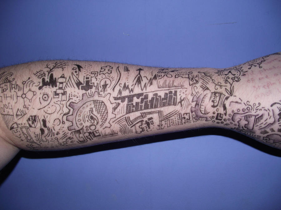 Tattoos And Doodles Pictures to Pin on Pinterest - TattoosKid