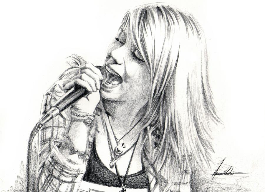 Jenna McDougall by kamawanai