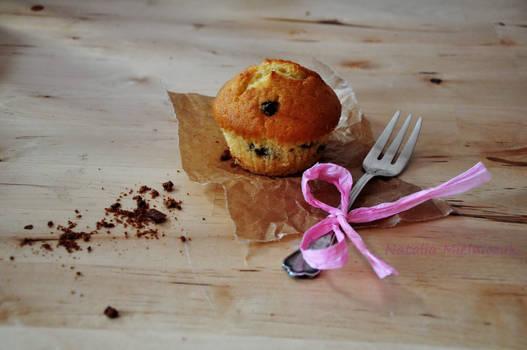 homemade muffin