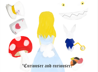 Curiouser and curiouser! by mystearicalsecret