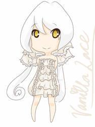 Adoptable: Vanilla Lace [Claimed]