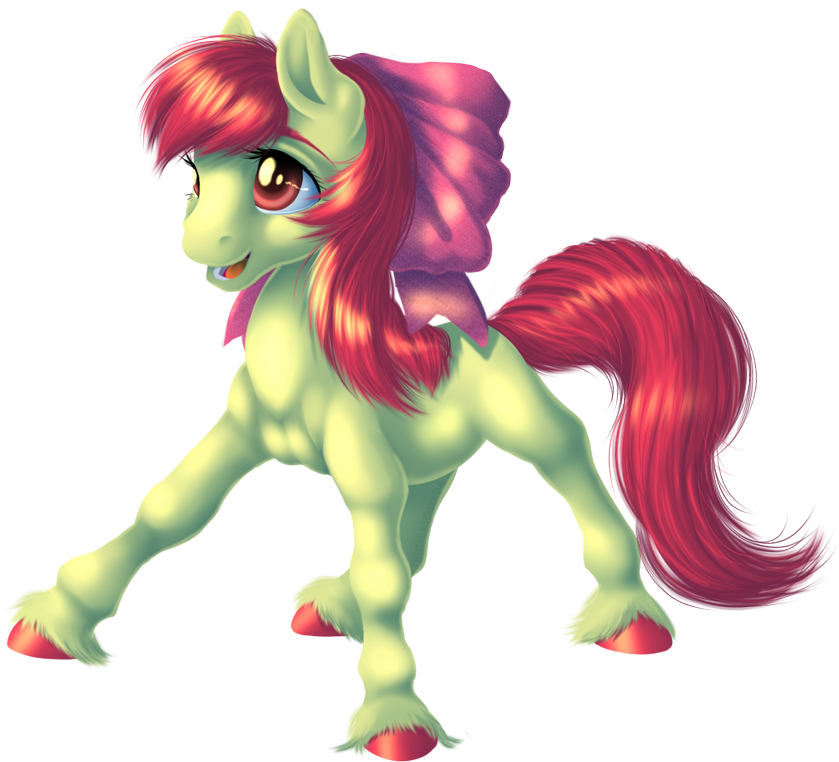 Applebloom by KittehKatBar