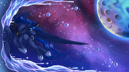 Dream by KittehKatBar