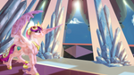 Crystal Princess by KittehKatBar
