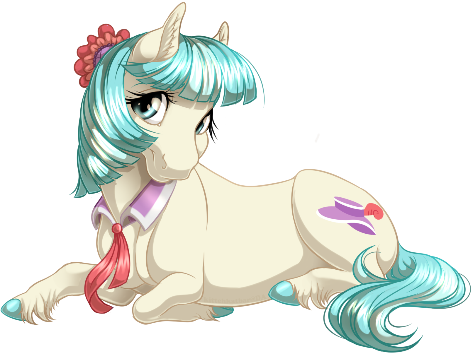 Coco Pommel by KittehKatBar