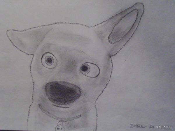Bolt-dog face by acefighter028