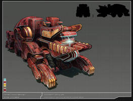 Crawler: by MackSztaba