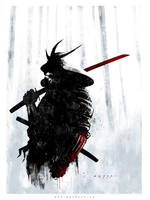 Samurai II by MackSztaba