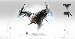 Stinger Drone by MackSztaba