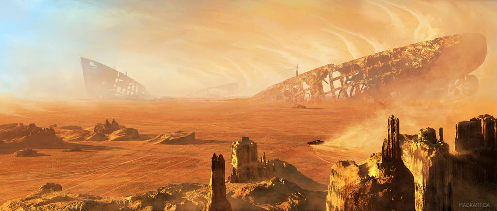 The-Wasteland by MackSztaba