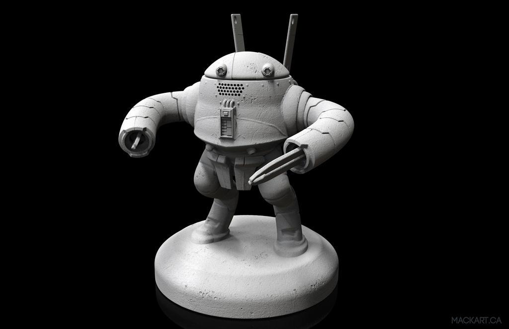 Toy-Render by MackSztaba