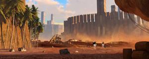 Desert Citadel