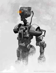 Que-Bot B by MackSztaba