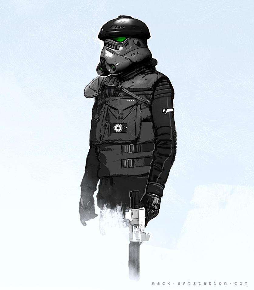 Street-Trooper by MackSztaba