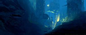 Underwater-Base by MackSztaba
