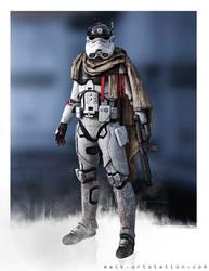 Squad-Leader w/ Cape