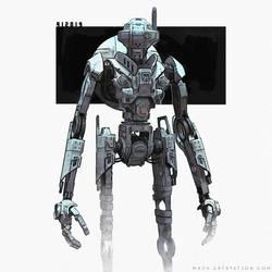Robot-412019 by MackSztaba