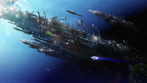 Uranus Station- Alpha