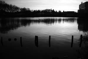 Brunssum pond blackngrey 2 by nsanenl