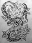Snake roses