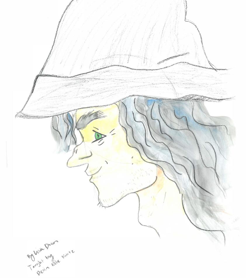 Wizard by likasmyles