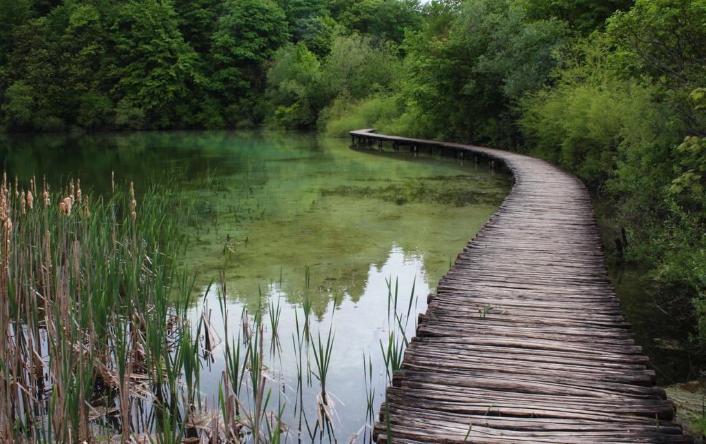 Plitvicka Jezera Boardwalk 2 by c09567812