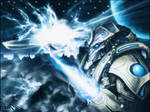Protoss Background
