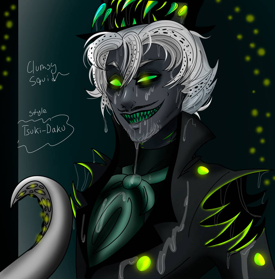 Frederick Von Eldritch (totally not obsessed)