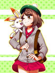 Pokemon Sword/Shield Female Trainer