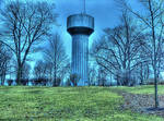 Watertown Tower, HDR
