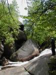 Steep Stones Steep Stream