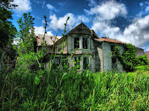 Old House, HDR