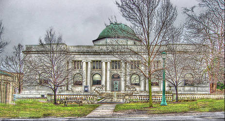 Flower Memorial Library, Watertown, NY