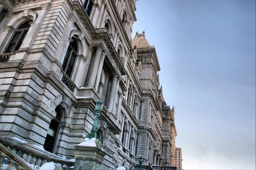 Capitol Building, Albany, NY - HDR