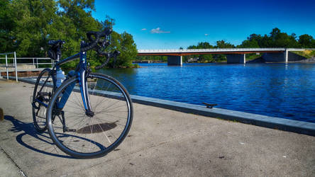 Kona Esatto Dexter Bridge  August 2016 by Lectrichead