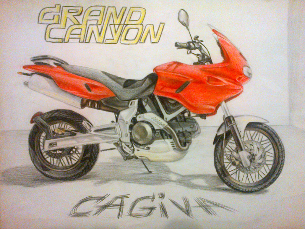 grand canyon cagiva by D3liN4o