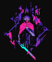Hyper Light Drifter by jtbx