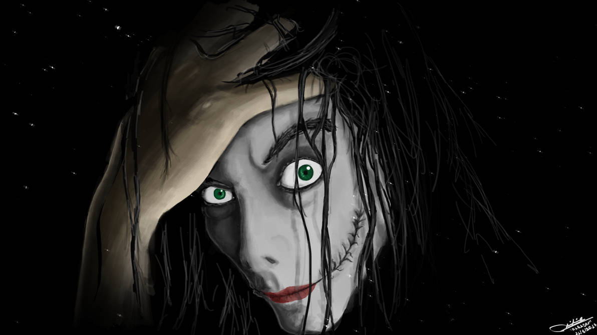 Jeff the Killer by BladeRazors