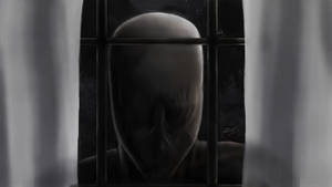 The Thing In The Window by BladeRazors