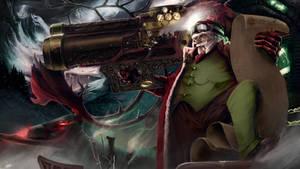 Steampunk Satna  - Epic Santa Claus